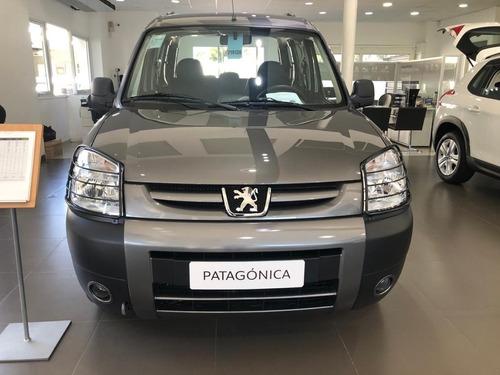 Peugeot Partner Patagónica 1.6 Hdi Vtc Plus Am21 0km