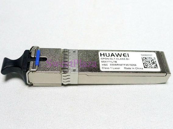 Gbic Sfp Huawei Gpon Olt B+ Sc Gpbd Gpfd 1490/1310nm