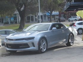 Chevrolet Camaro 3.7 Rs V6 At Blue Persuasion Metallic
