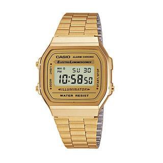 Reloj Casio Vintage A-168wg-9wd Agente Oficial Caba