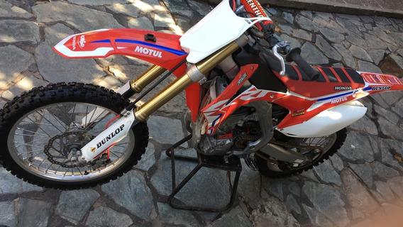 Crf 250r Año 2015 Usa Con 60hs