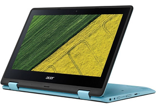 Laptop Acer Intel Dual Core 4gb Ssd 64gb 11.6 Touch Tablet