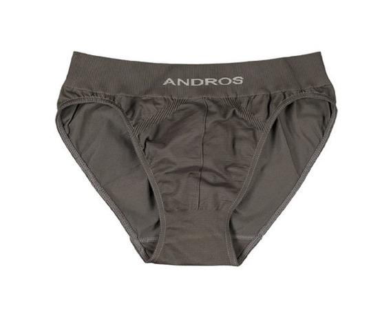 Slip Andros Microfibra Con Lycra Art 5009 Oferta!
