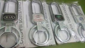Chaveiros Metálicos Reforçados Diversas Marcas Consulte