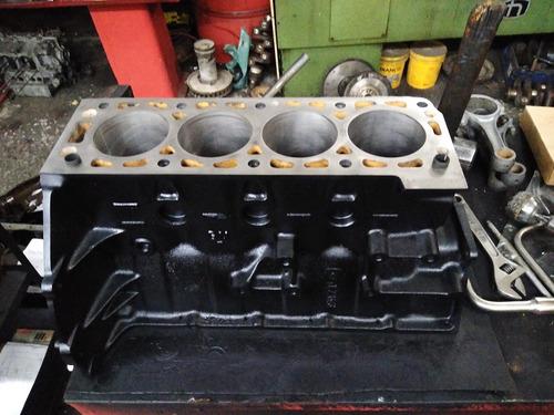 Imagem 1 de 5 de Motor De Chevette 1.6/s Álcool 89 Adiante Revisado!