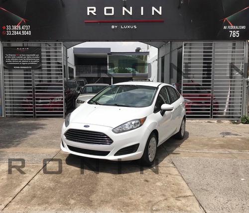 Imagen 1 de 14 de Excelente Ford Fiesta Sedan S 1.6l Aut 2014