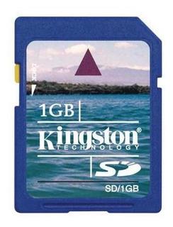 Cartão De Memória Sd 1gb