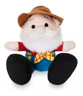 Mineiro Tiny Big Feet Original Toy Story Disney Store 9 Cm