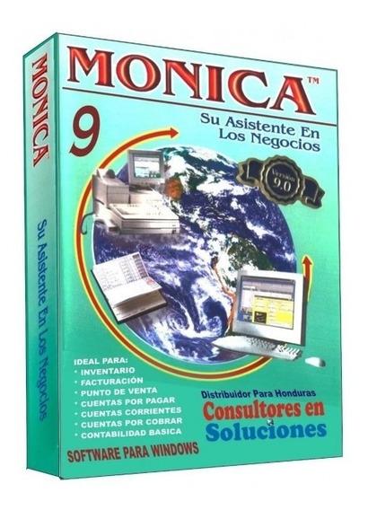 Software Contable Y Administrativo Monica 9