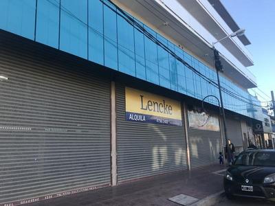 Lencke Alquila - Excelente Local Sobre Avenida Apto Bancos, Agencia De Autos, Supermercado.