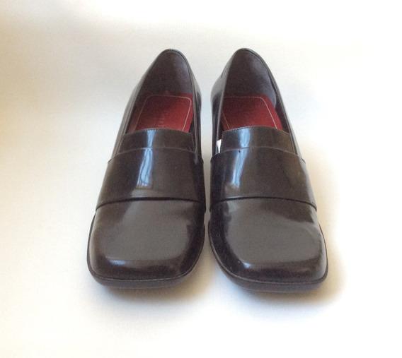 Zapatos Para Mujer Marca Cole Haan 8 1/2 Color Negro