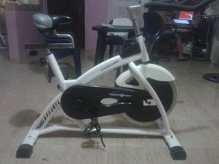 Bicicleta De Spinning Iron Fit Profesional 150ver