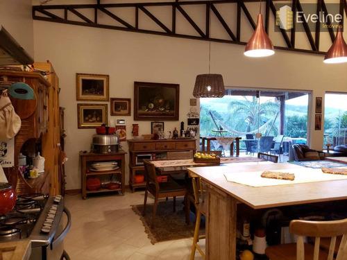 Chácara Com 4 Dorms, Centro, Guararema - R$ 1.3 Mi, Cod: 960 - V960