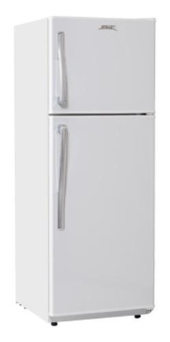 Imagen 1 de 3 de Heladera auto defrost Briket BK2F 1310 R3 blanca con freezer 257L 220V