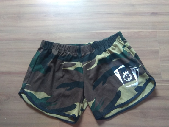 Short Feminino Dreams