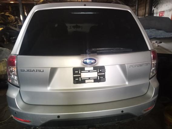 Subaru Forester 2.5 Xs Mt 2010 Partes Refacciones Yonke