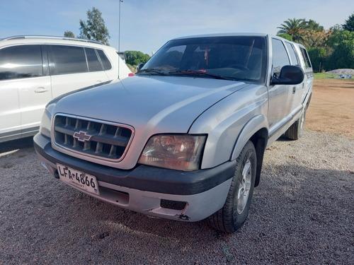 Chevrolet S10 2004 2.8 4x4 Dc Aa