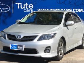 Toyota Corolla 1.8 Xrs 136cv 2013 4 Puertas Cuotas Full