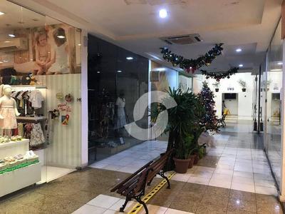 Loja Comercial À Venda, Icaraí, Niterói. - Lo0010