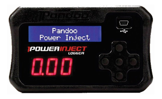 Pandoo Powerinject 3m + Garantia 3 Anos + Nf + 12x Sem Juros