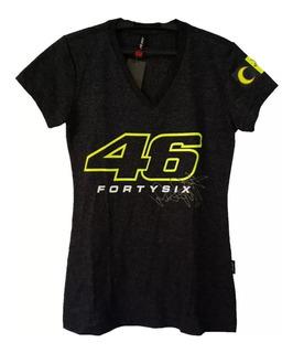 Camiseta Feminina Baby Look - Valentino Rossi - Ref.213