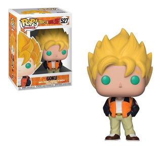 Funko Pop - Dragonball Z - Goku - Trunks - Roshi - Sayayin