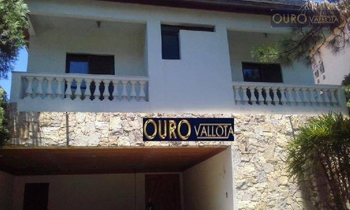 Sobrado Com 4 Dormitórios À Venda, 324 M² Por R$ 1.600.000 - Residencial Onze (alphaville) - Santana De Parnaíba/sp - So1011
