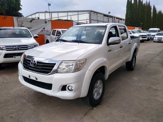 Toyota Hilux Sr 4 Puertas Std