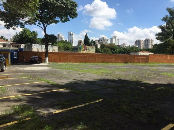 Terreno À Venda, Campo Belo, 1700m2, Incorporação Ou Comercial. - Mi18280