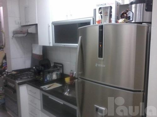 Imagem 1 de 7 de Venda Apartamento Sao Bernardo Do Campo Vila Goncalves Ref:  - 1033-5588