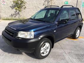 Land Rover Freelander V6 Tela Qc At 2002