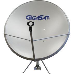 Antena Parab Banda Ku 90cm Gigasat Cx C/ 5