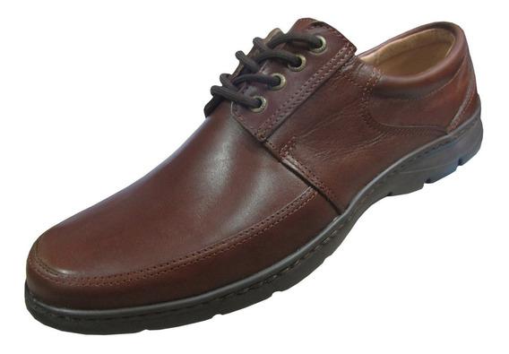 Zapato Free Comfort Cuero Talle Especiales 46 47 48 49 50