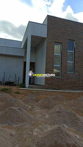 Casa Com Linda Vista Em Jardim Do Ribeirão 2 - 968