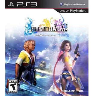 Final Fantasy X / X-2 Hd Remaster .: Ordex :.