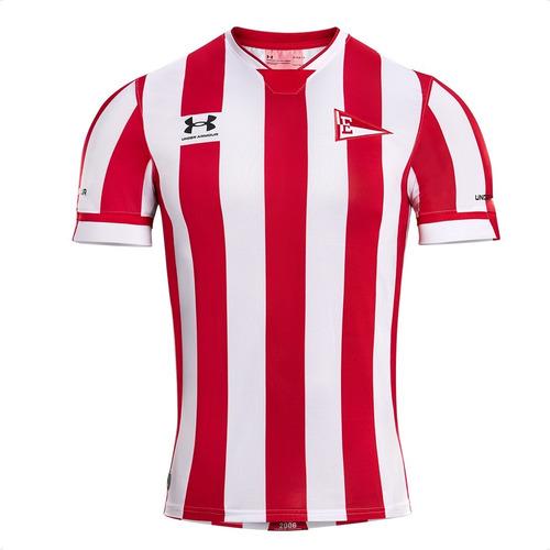 Imagen 1 de 5 de Camiseta Estudiantes De La Plata 2021 Under Armour Hombre