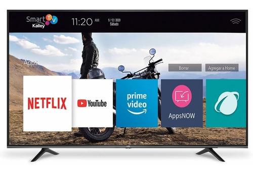 Imagen 1 de 1 de Televisor Kalley 43 Pulgadas Smart Tv 4k