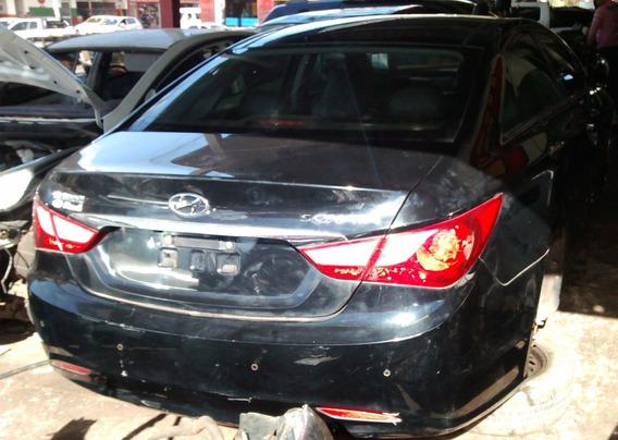 Hyundai Sonata 2012 (veículo Sucata). Veículo Baixado.