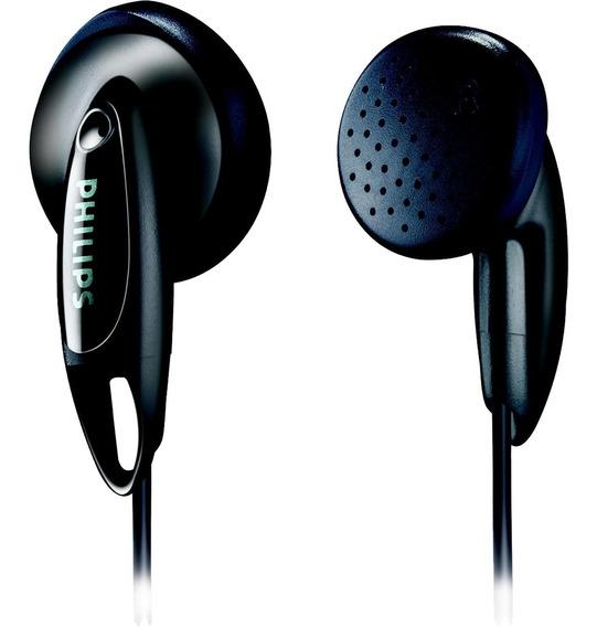 Fone De Ouvido Philips Intra-auricular Estéreo She1350/00