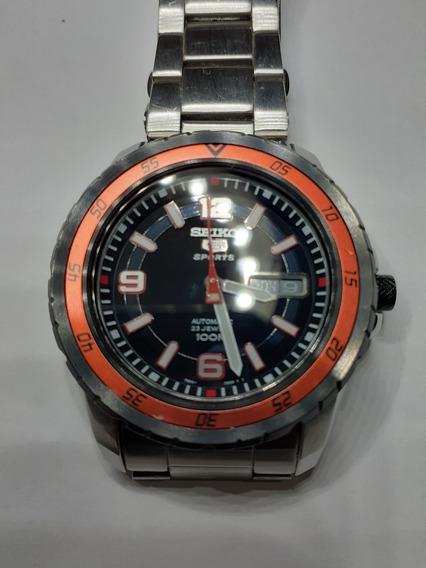 Relógio Seiko 5 Sports Automatico 7s36