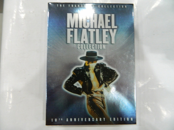 Dvd - Michael Flatley: Complete Collection - 10th Anniversa