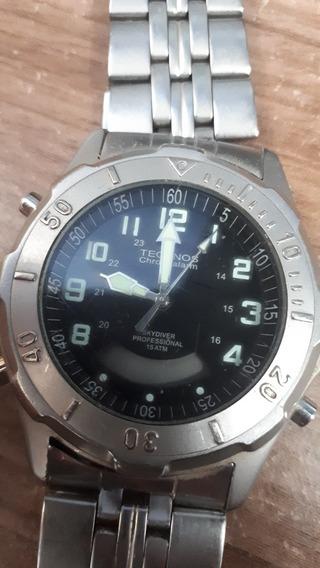 Relógio Technos Skydiver 15atm