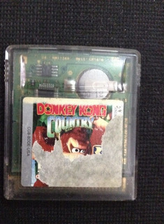 Donkey Kong Country P/ Gbc - Gameboy Color - Game Boy Color