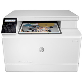 Multifuncional Laserjet Color Hp Pro M180nw 110v Transfer