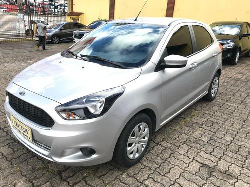 Ford Ka 1.0 Se Plus 2018 Km 32000 Na Garantia De Fabrica