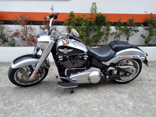 Harley Davidson Fatboy 114