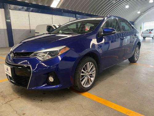 Imagen 1 de 15 de Toyota  Corolla  2015  4p S L4/1.8 Aut