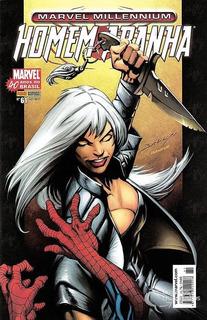 Hq Marvel Millennium - Homem-aranha N° 61