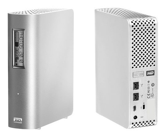 Hd Western Digital My Book Studio 1tb Firewire 800, Usb 2.0