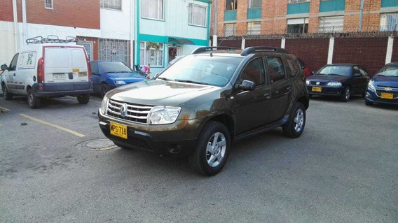 Renault Duster Expression 1600 2013